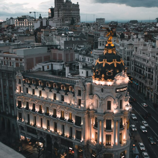 build to rent in Madrid
