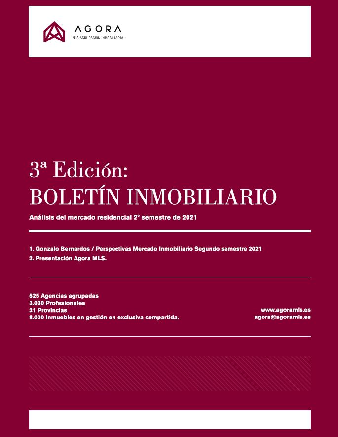 situación inmobiliaria España 2021
